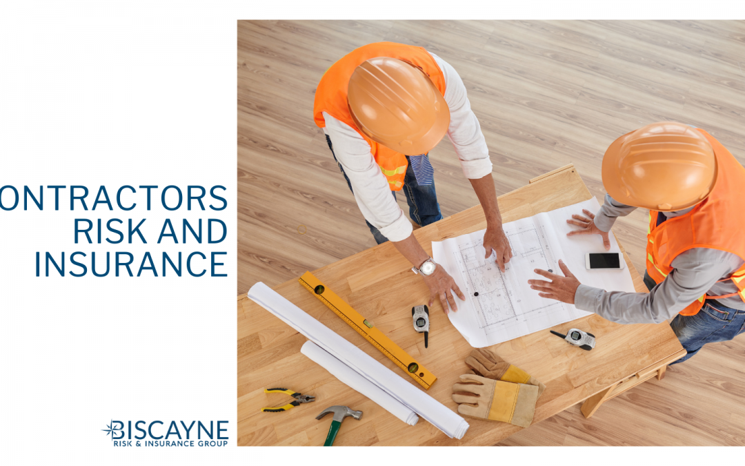 Construction and Contractors Insurance in 2021